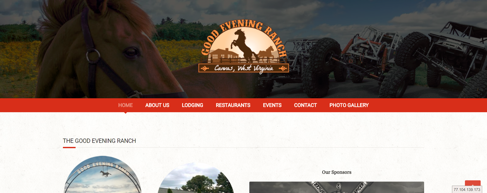 The Good Evening Ranch I Lodging Atv Confe_ Https___thegoodeveningranch Com_ The Good