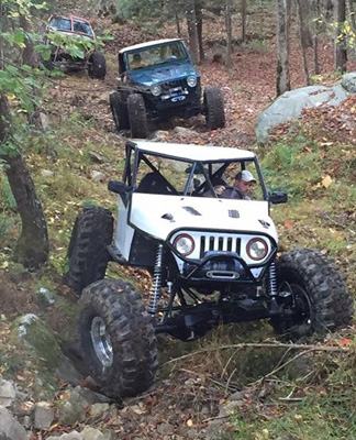 WV Off Road ATV and SXS Trails at The Good Evening Ranch